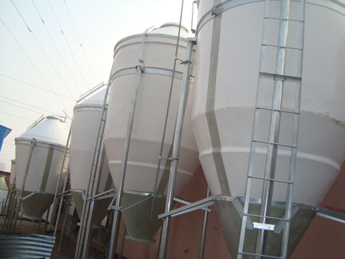 玻璃钢料塔